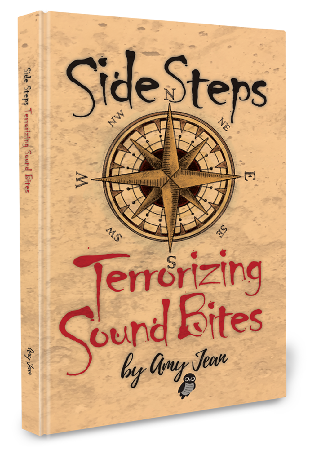 Side Steps Terrorizing Sound Bites by Amy Jean