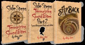 Amy Jean Blog - Side Steps Poetry Book Series