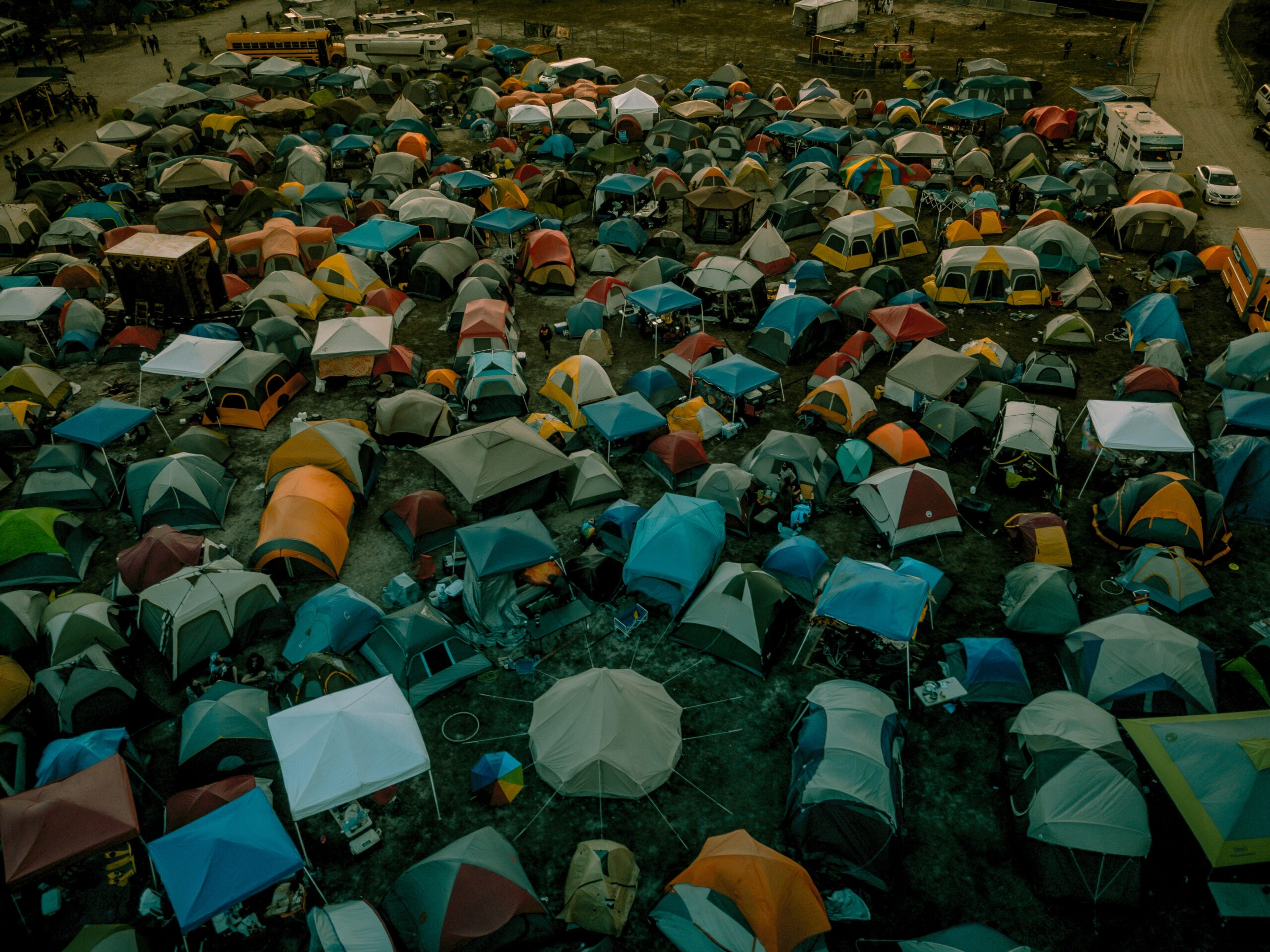 Amy Jean Blog post on Community Support and why we should not have people living in tents