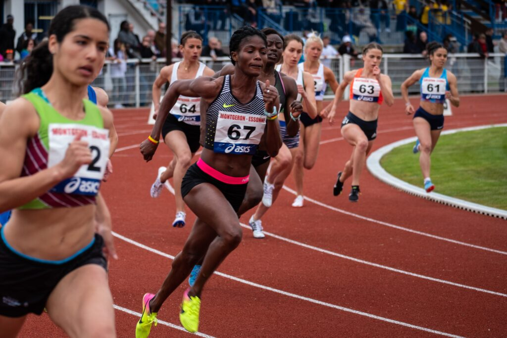 Running a Race